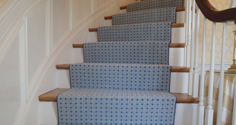 Carpet Runner Installation