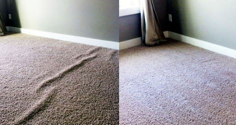 Carpet Re-stretch
