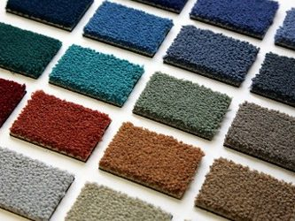 Comercial carpet