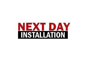 Next Day Installation