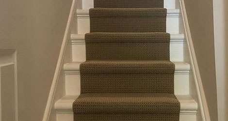 Boxed Stair Runners